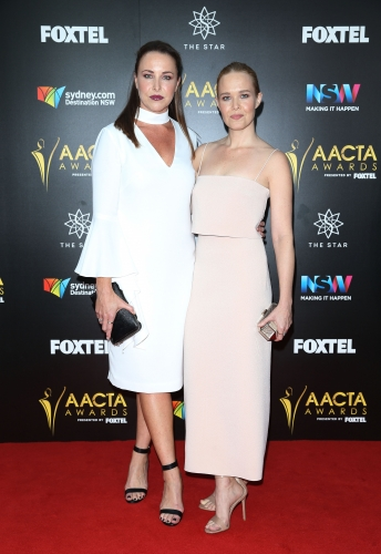 [ Cérémonie ] 6th aacta awards presented by foxtel | red carpet arrivals