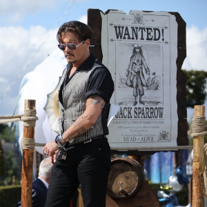 PIRATES DES CARAIBES, Johnny Depp