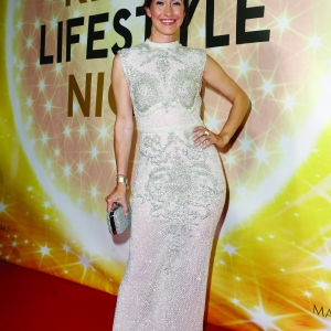Maike von Bremen attends the Remus Lifestyle Night