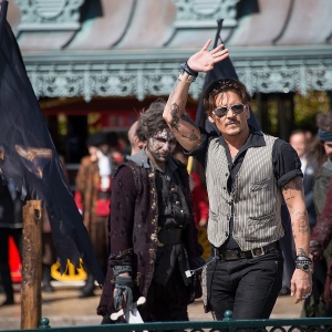PIRATES DES CARAIBES : LA VENGEANCE DE SALAZAR, Johnny Depp