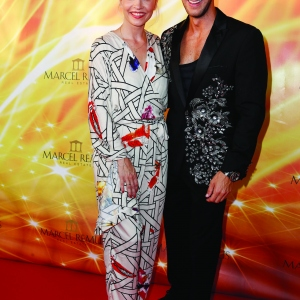 Janin Ullmann and Marcel Remus attend the Remus Lifestyle Night