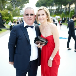 Leo Bahadourian, the amfAR Gala Cannes 2017