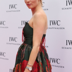 Lisa Banholzer, Exclusive Grand Opening Event Of The New IWC Schaffhausen Boutique In Munich