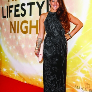 Angel Flukes attends the Remus Lifestyle Night