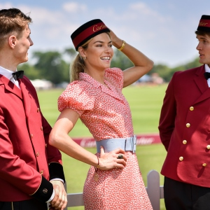 Jessyca Hart, Cartier Queen's Cup Polo