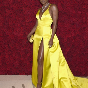 Gabrielle Union : Fashion & The Catholic Imagination Costume Institute Gala