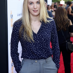 "Emily Carmichael seen at Focus Features ""The Book of Henry"" Premiere"