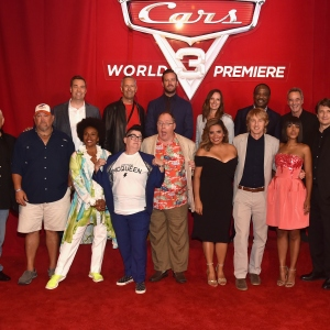 The World Premiere Of Disney/Pixar's  Cars 3