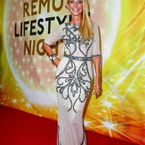 Christina Bach attends the Remus Lifestyle Night