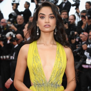 Shanina Shaik attends the screening of Solo: A Star Wars Story