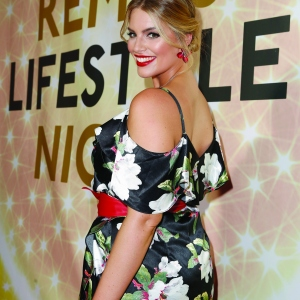 Angelina Kirsch attends the Remus Lifestyle Night