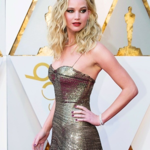 90th Annual Academy Awards - Jennifer Lawrence