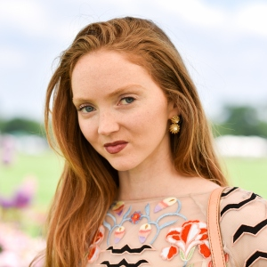 Lily Cole, Cartier Queen's Cup Polo