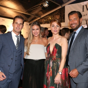 sive Grand Opening Event Of The New IWC Schaffhausen Boutique In Munich