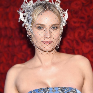 Diane Kruger : Fashion & The Catholic Imagination Costume Institute Gala
