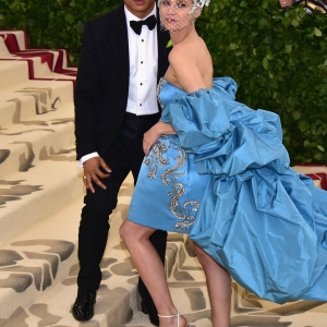 Prabal Gurung and Diane Kruger : Fashion & The Catholic Imagination Costume Institute Gala