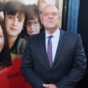 "Dean Norris seen at Focus Features ""The Book of Henry"" Premiere"