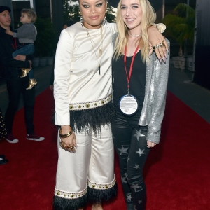 artists Andra Day, ZZ Ward, the World Premiere of Disney Pixar's Cars 3