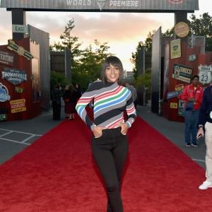Kerry Washington, the World Premiere of Disney/Pixar s Cars 3
