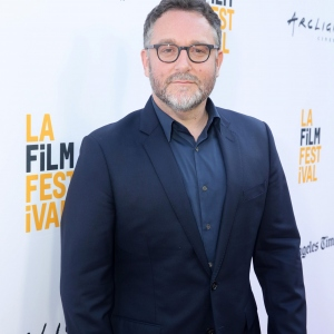 "Director Colin Trevorrow seen at Focus Features ""The Book of Henry"" Premiere"