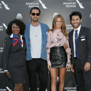 American Airlines Sponsorship Event At Rooftop Film Club