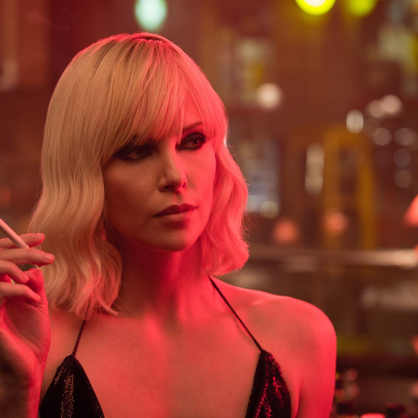 Charlize Theron dans Atomic Blonde
