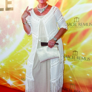 Claudia Effenberg attends the Remus Lifestyle Night