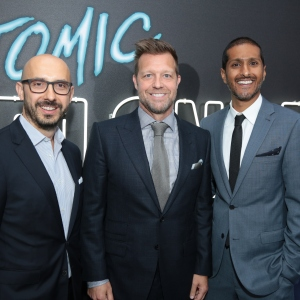Peter Kujawski, David Leitch, Abhijay Prakash, ATOMIC BLONDE