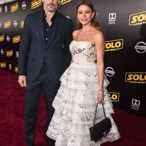 The premiere for SOLO: A STAR WARS STORY in Los Angeles