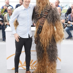 A Star Wars Story Official Photocall At The Palais Des Festivals During The 71st International Cannes Film Festival