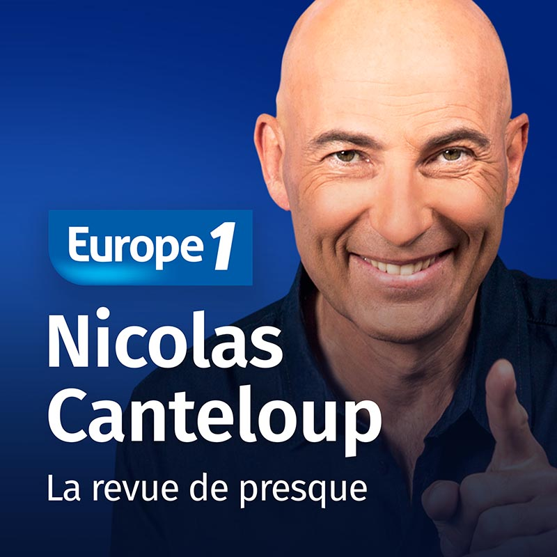 Podcasts de  Nicolas-Canteloup--...